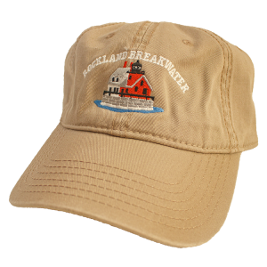 Rockland Breakwater Lighthouse Hat